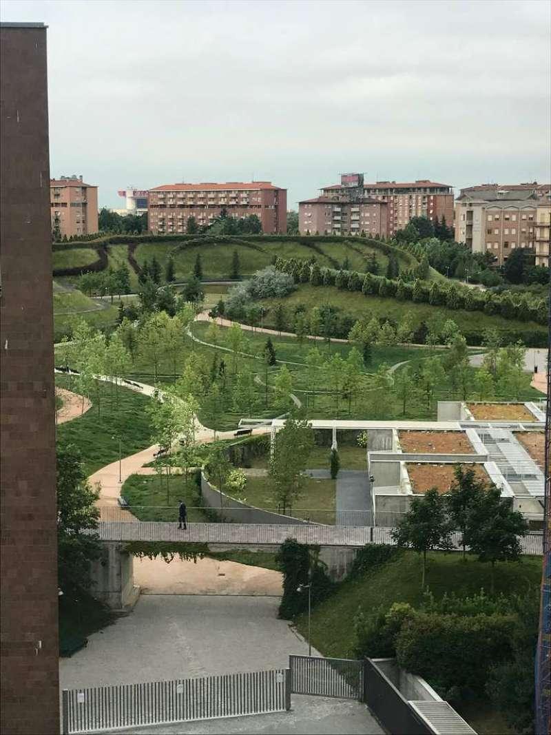 Bilocale affitto milano zona bonola molino dorino for Via magistretti milano