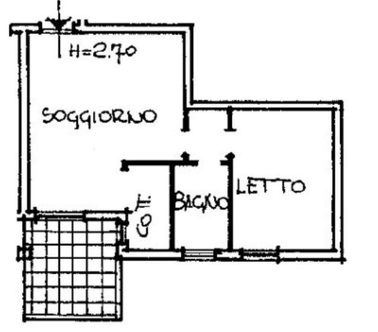 Vendita  bilocale Cassina Valsassina Via Matteotti 1 659772