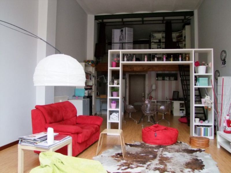 Loft / Openspace in affitto a Milano, 2 locali, zona Zona: 10 . P.ta Genova, Romolo, Solari, Savona, Tortona, prezzo € 1.200   Cambio Casa.it