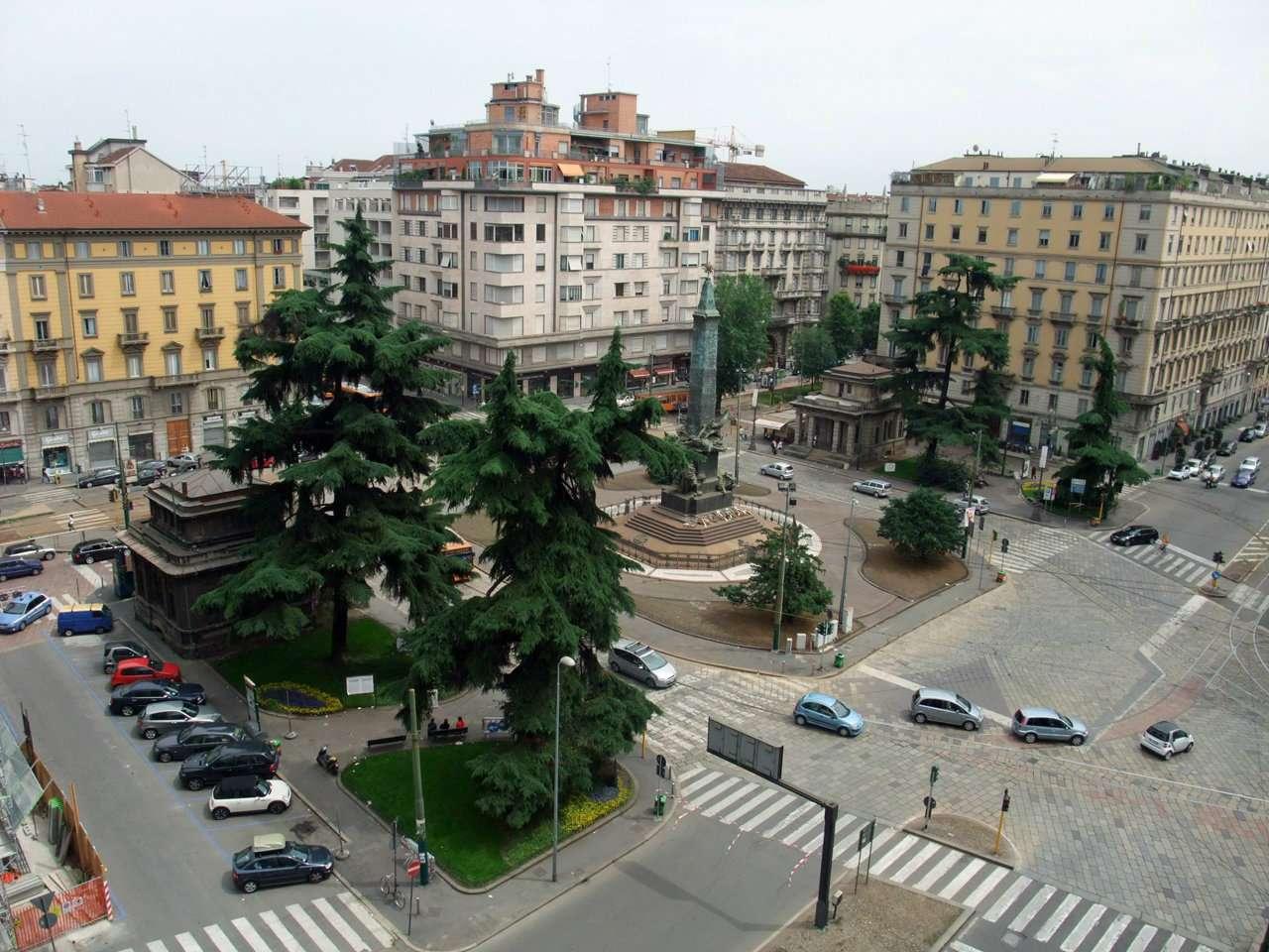 Attico in Affitto a Milano 01 Centro storico (Cerchia dei Navigli): 5 locali, 200 mq