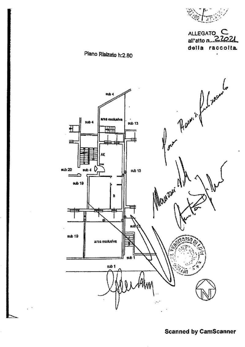 Appartamento in vendita a Merlino, 2 locali, prezzo € 75.000 | Cambio Casa.it