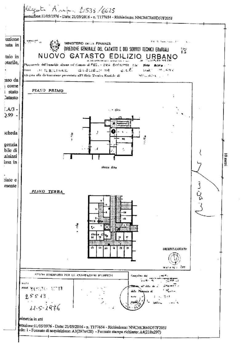 Appartamento in vendita a Peschiera Borromeo, 3 locali, prezzo € 150.000 | Cambio Casa.it