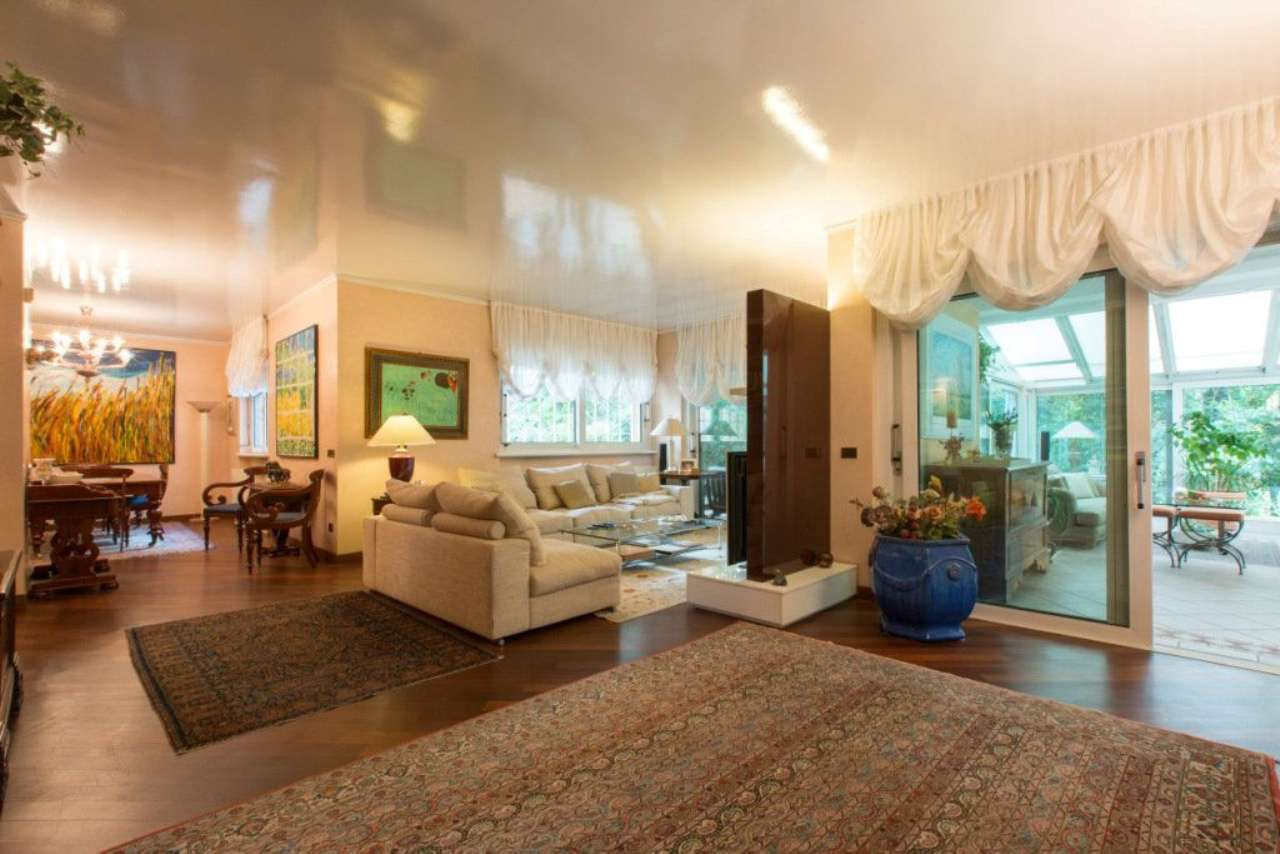 Villa in Vendita a Segrate: 4 locali, 500 mq - Foto 3