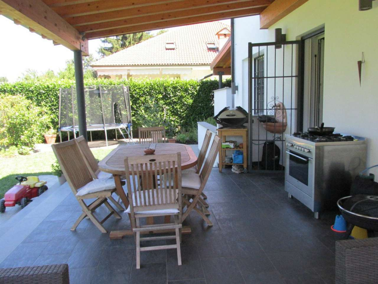 Villa in Vendita a Segrate: 5 locali, 300 mq - Foto 8