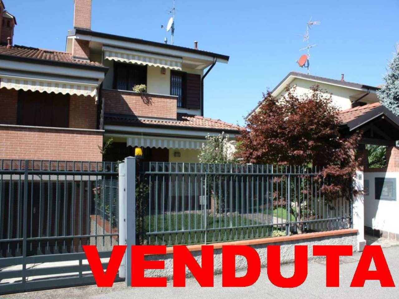 Villa in Vendita a Vimodrone: 5 locali, 250 mq