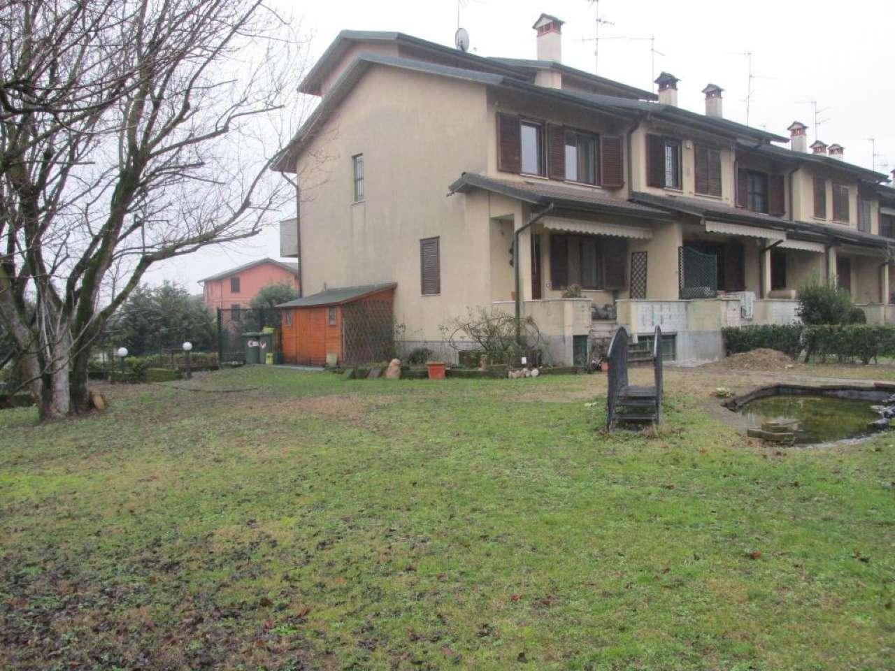 Villetta in Vendita a Rodano: 3 locali, 170 mq