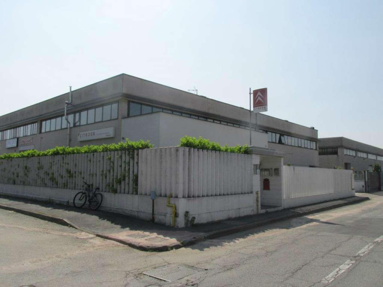 Ufficio-studio in Affitto a Segrate: 1 locali, 65 mq
