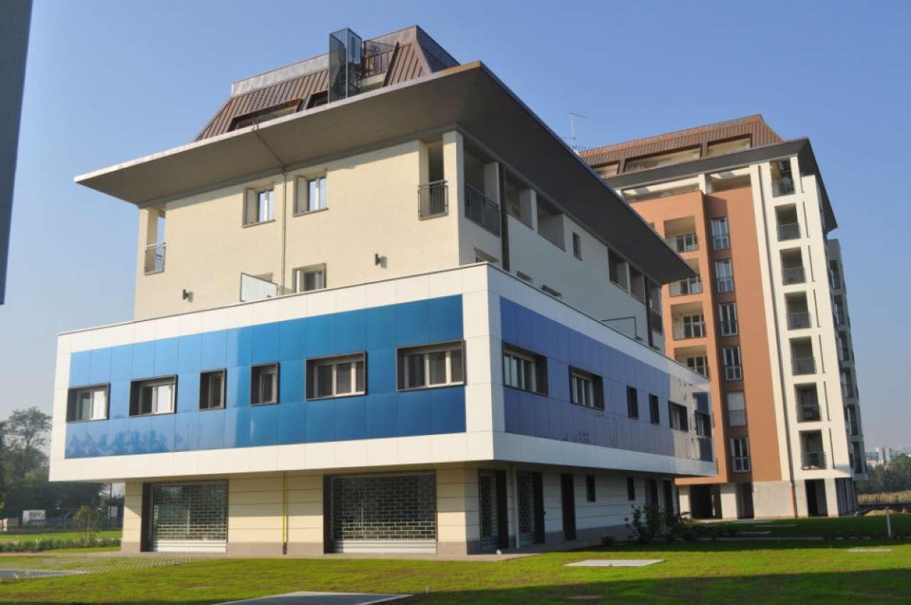 Ufficio-studio in Vendita a Segrate: 3 locali, 123 mq