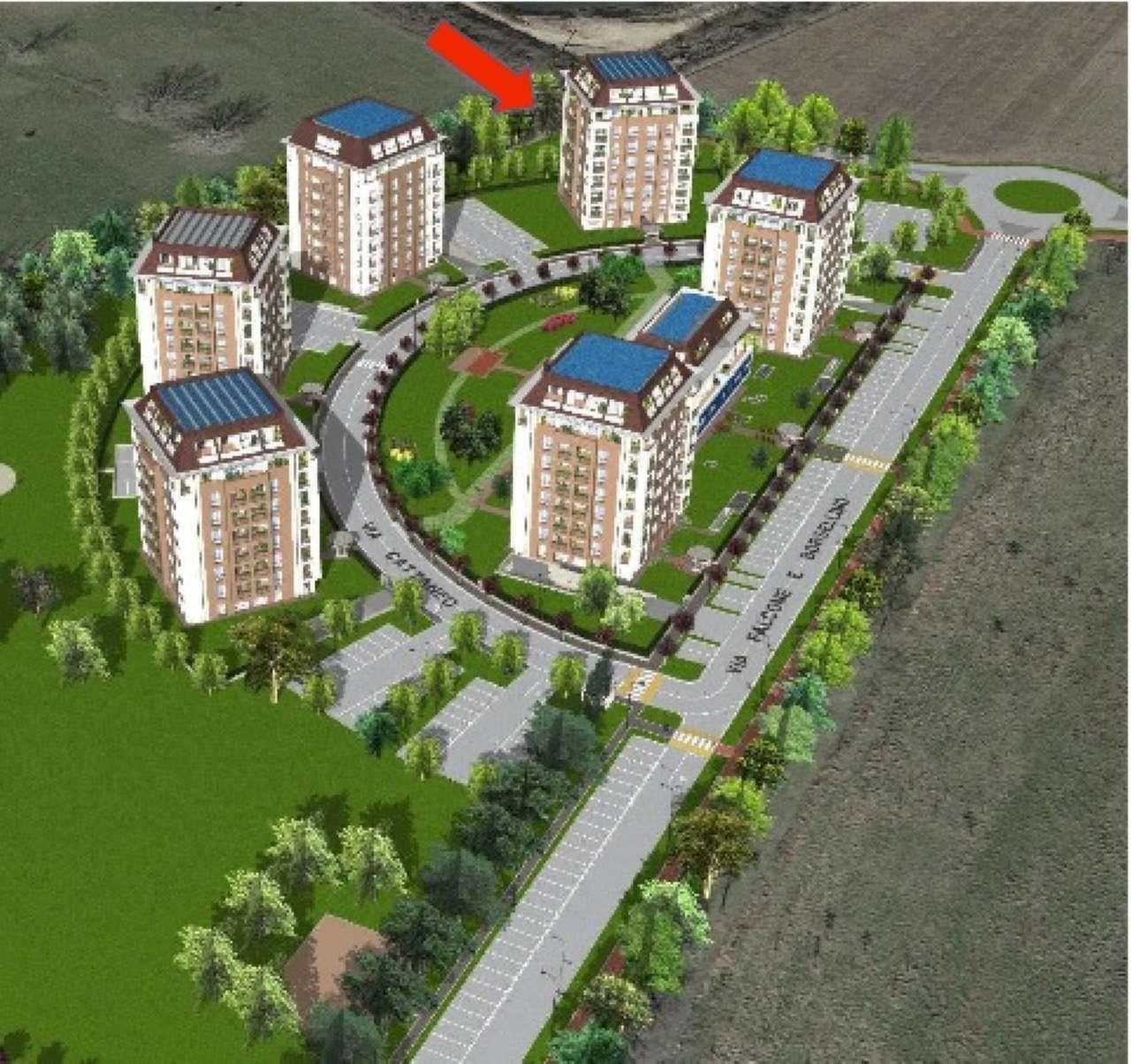 Appartamento in Vendita a Segrate: 2 locali, 80 mq