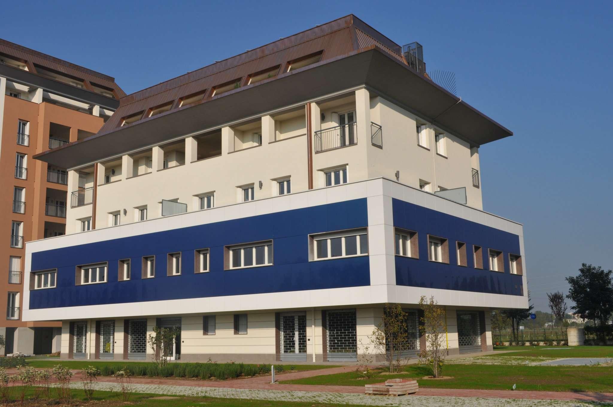 Ufficio-studio in Affitto a Segrate: 1 locali, 121 mq