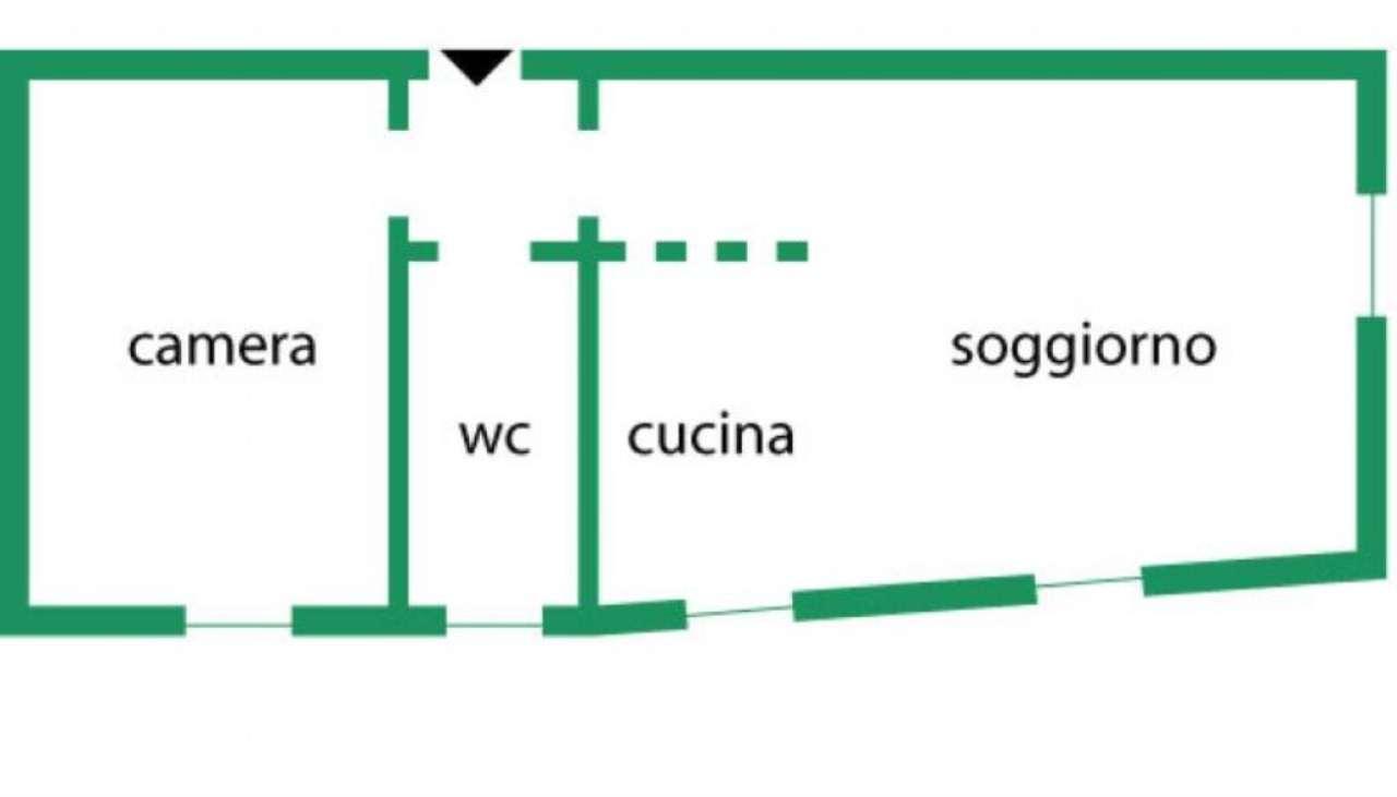 Vendita  bilocale Sesto San Giovanni Via Verdi 1 1075880