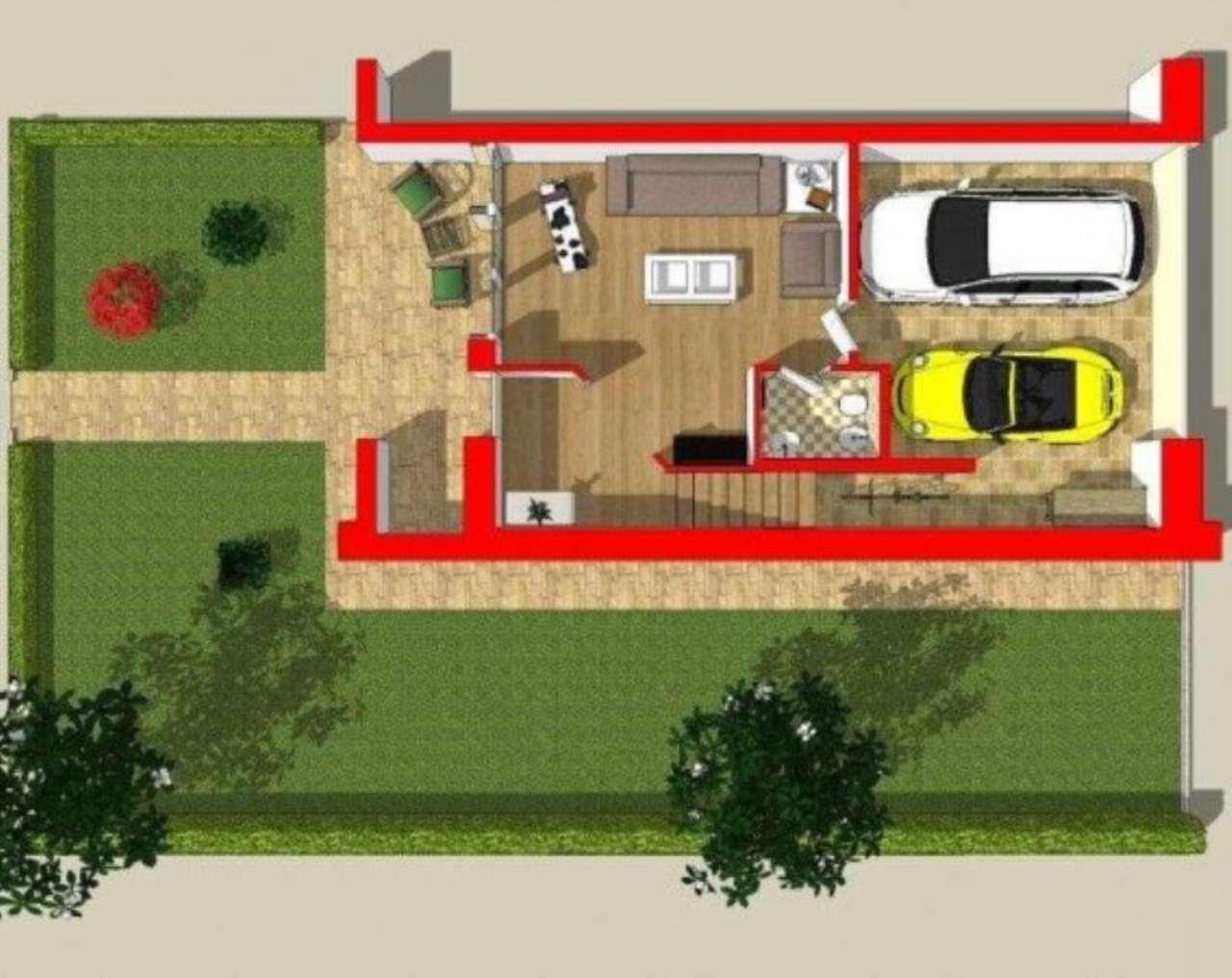 Villa in vendita a Cusago, 6 locali, prezzo € 690.000 | Cambio Casa.it