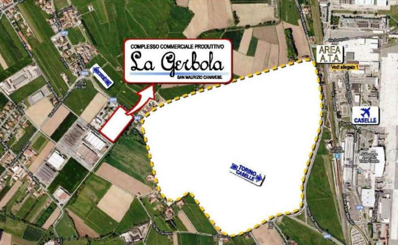 San Maurizio Canavese Vendita CAPANNONE Immagine 3