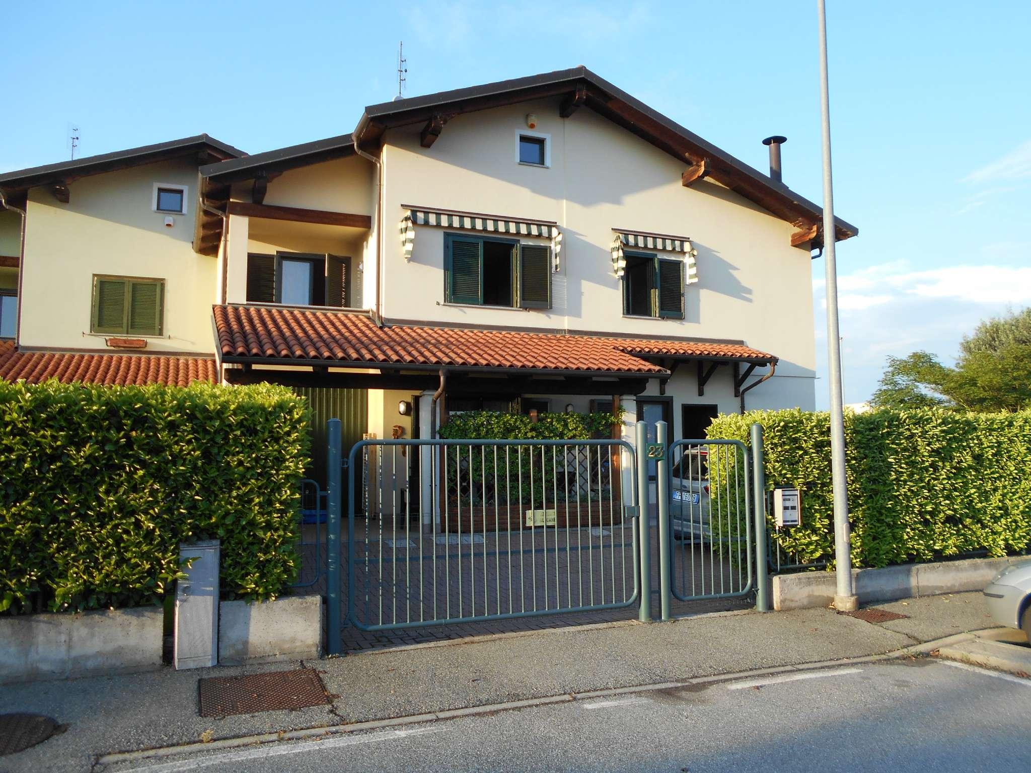 Foto 1 di Villa via General Cabrera 23, San Maurizio Canavese