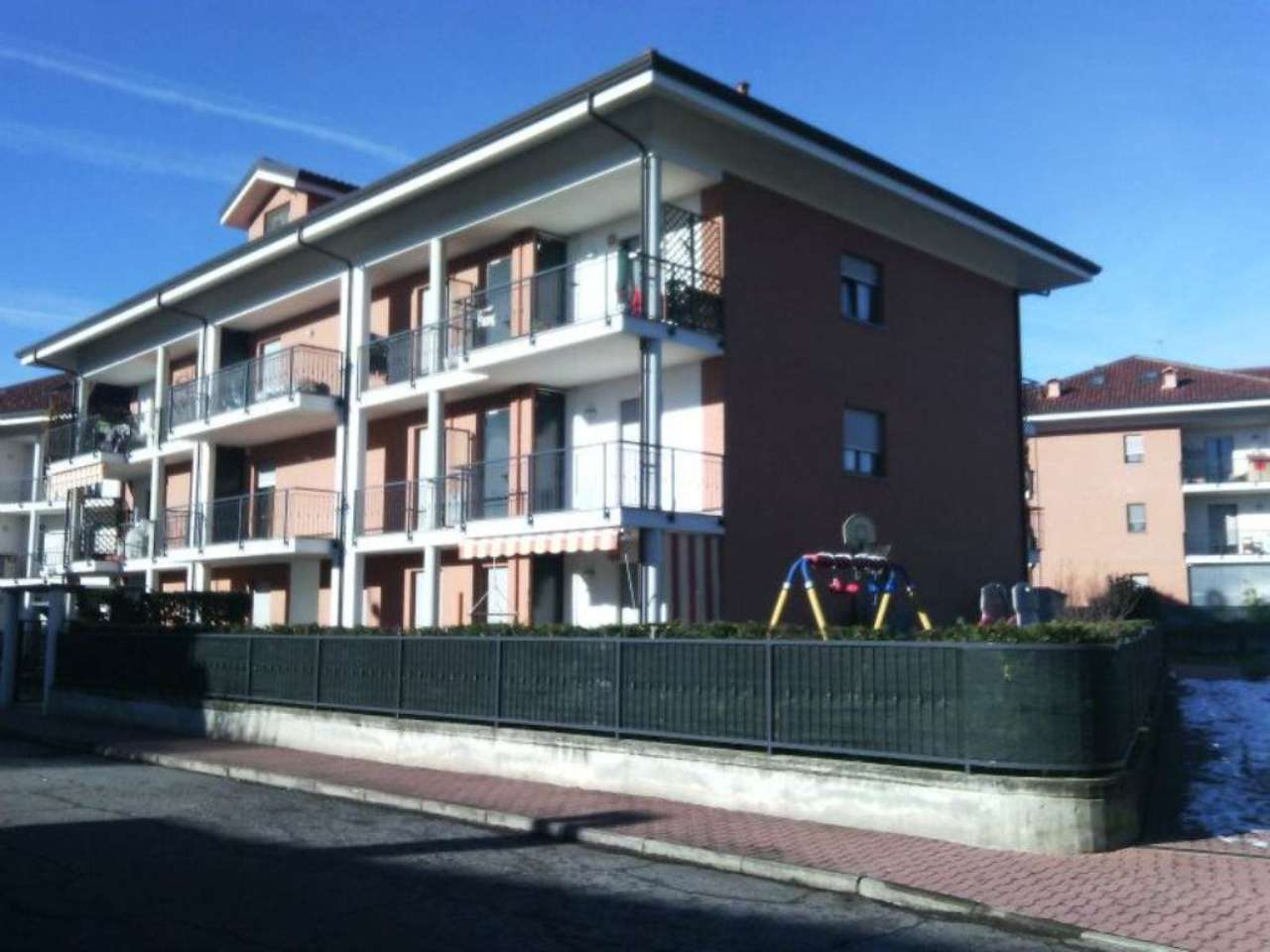 Martinetto immobiliare a san francesco al campo casa for Affitto cirie arredato