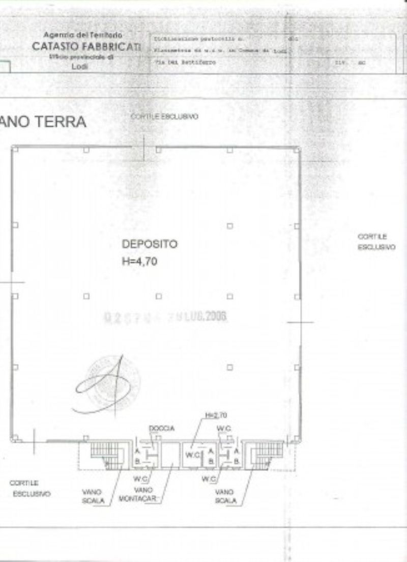 Capannone in vendita a Lodi, 9999 locali, prezzo € 1.600.000 | Cambio Casa.it