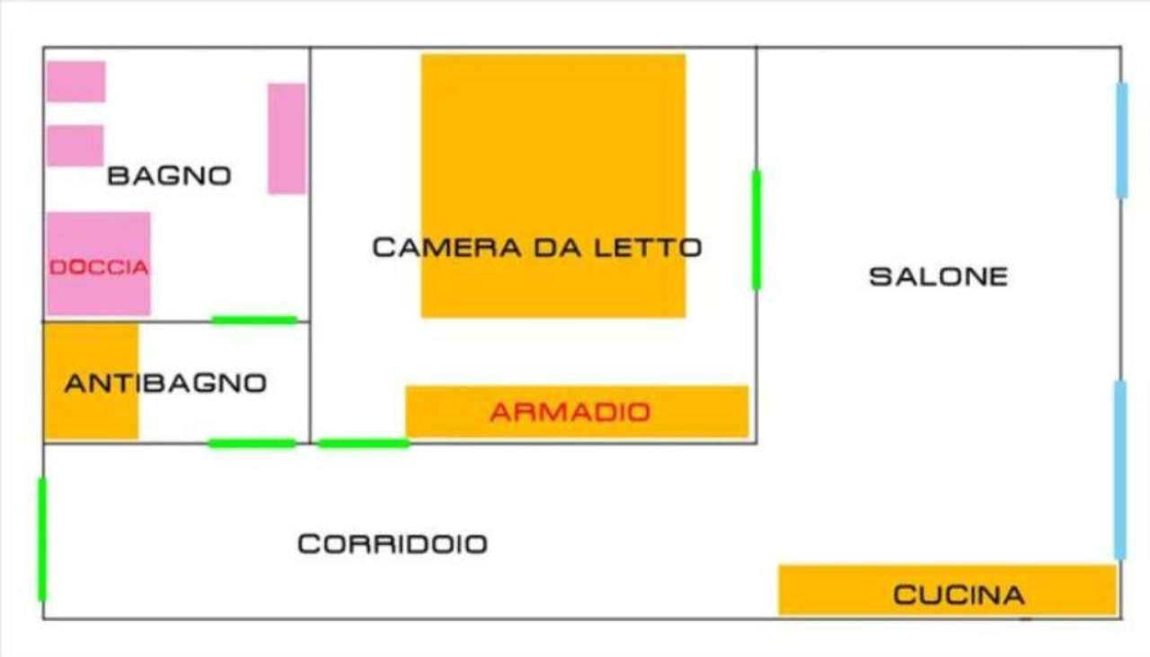 Vendita  bilocale Monteriggioni Strada Provinciale 119 Delle Badesse 1 899478