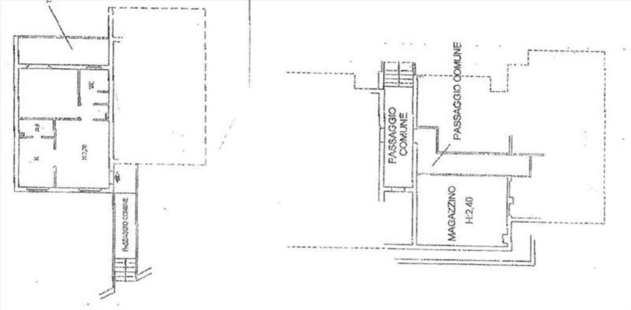 Vendita  bilocale Castelnuovo Berardenga Strada Provinciale 102 Di Vagliagli 1 1046307