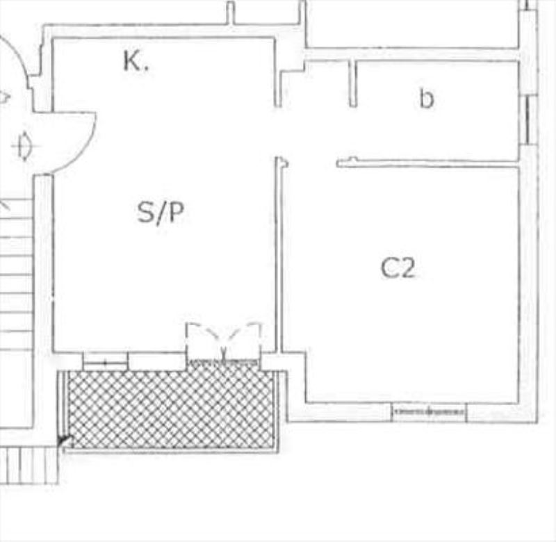 Vendita  bilocale Sovicille Strada Statale 6 Senese Aretina 1 895941
