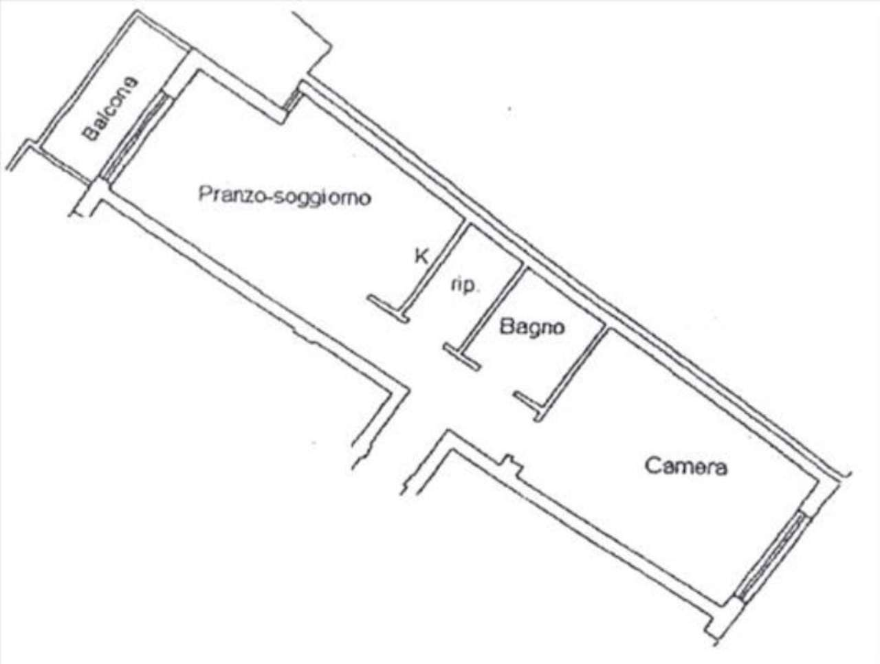 Vendita  bilocale Sovicille Via Grossetana 1 897661