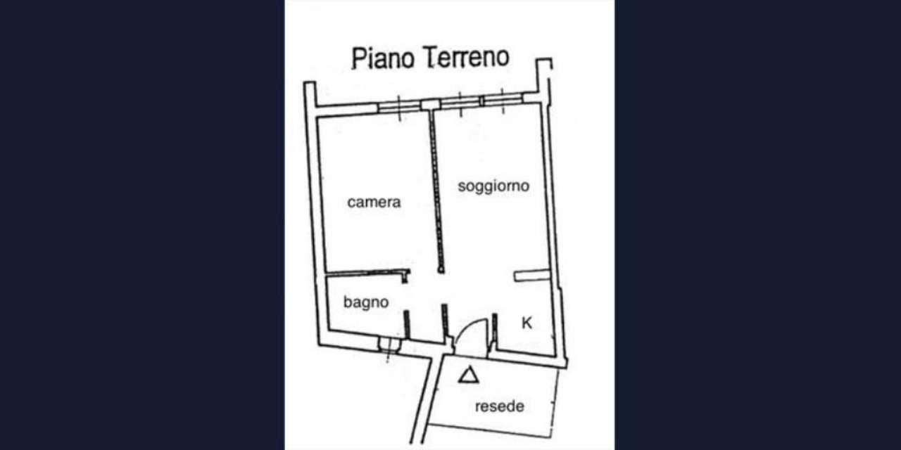 Vendita  bilocale Monteriggioni Uopini 1 899463