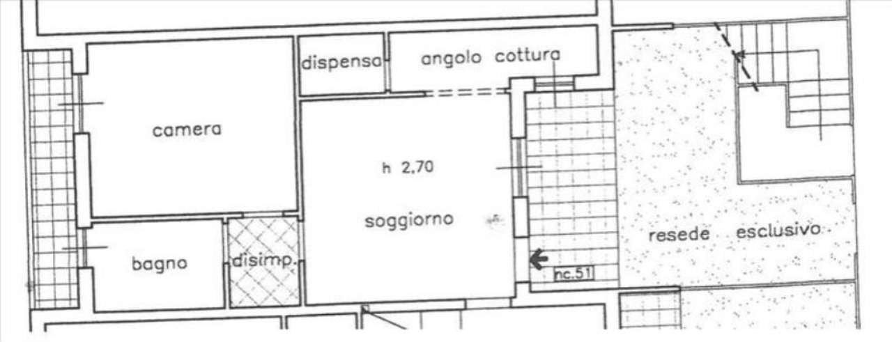 Vendita  bilocale Sovicille Strada Statale 6 Senese Aretina 1 895951