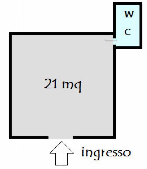 Box / Garage in affitto a Napoli, 1 locali, zona Zona: 6 . Ponticelli, Barra, San Giovanni a Teduccio, prezzo € 250 | Cambio Casa.it