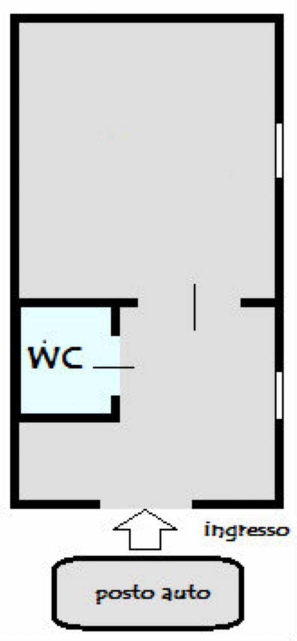 Appartamento in affitto a Napoli, 2 locali, zona Zona: 6 . Ponticelli, Barra, San Giovanni a Teduccio, prezzo € 450 | Cambio Casa.it