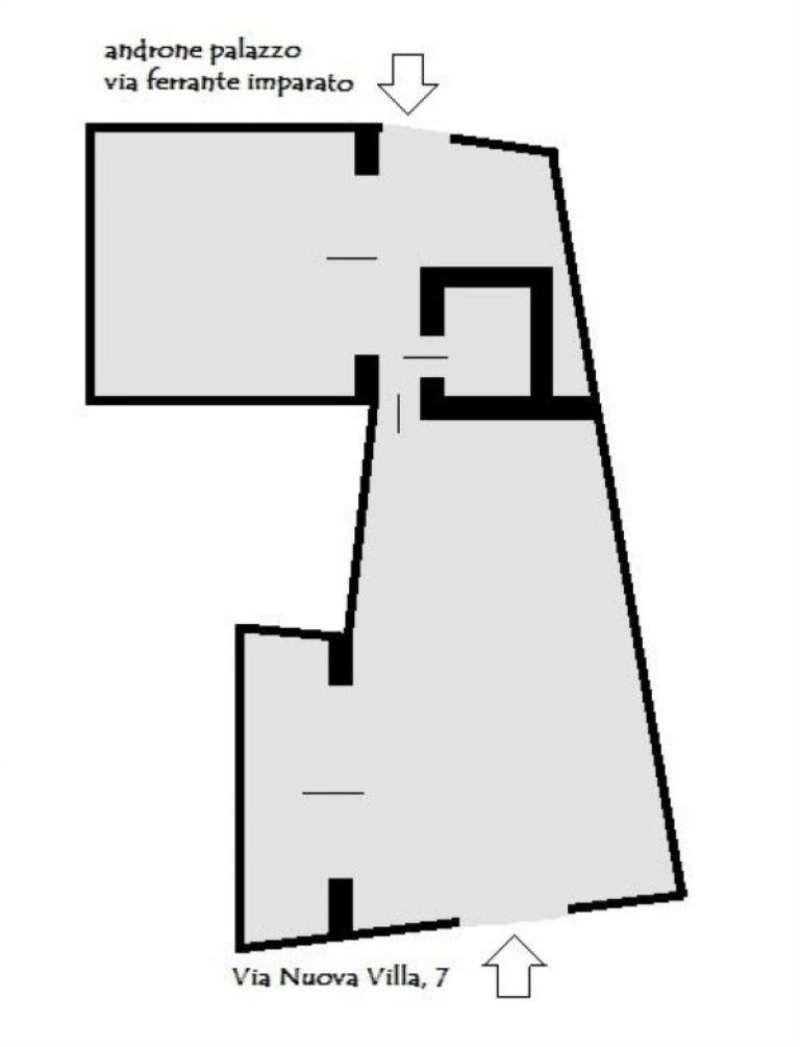 Box / Garage in vendita a Napoli, 2 locali, zona Zona: 6 . Ponticelli, Barra, San Giovanni a Teduccio, prezzo € 65.000 | Cambio Casa.it