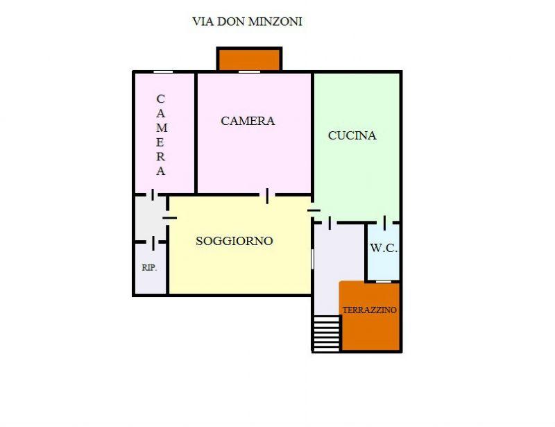 Appartamento in vendita a Cercola, 2 locali, prezzo € 118.000 | Cambio Casa.it