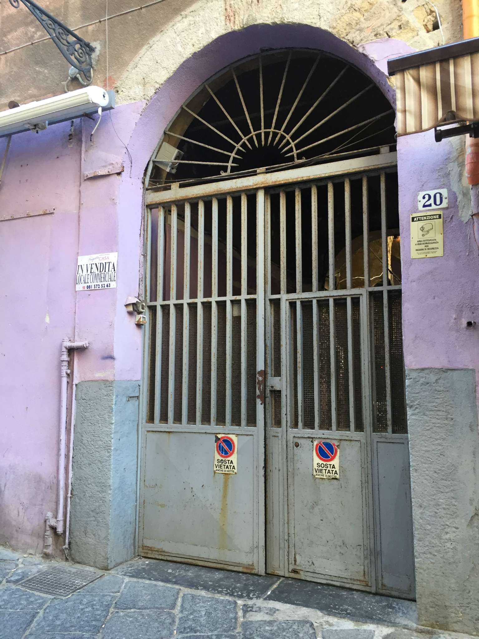 negozio Altro in Vendita a Portici