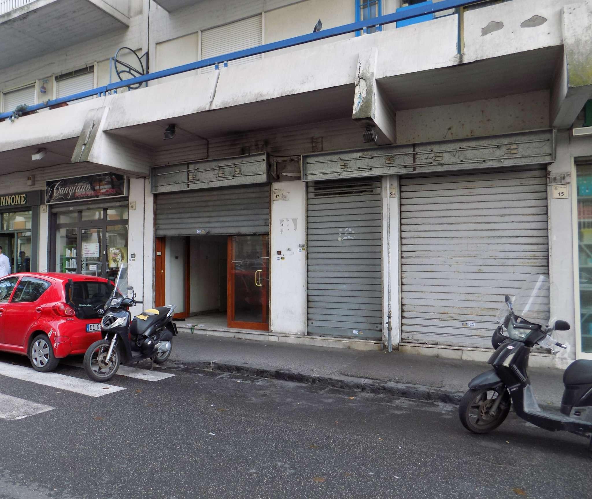 Negozio / Locale in affitto a San Giorgio a Cremano, 1 locali, prezzo € 470 | Cambio Casa.it