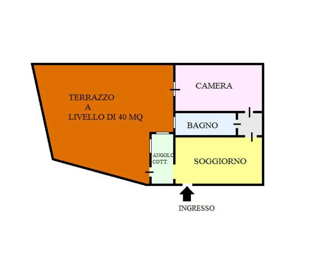 Appartamento in vendita a Massa di Somma, 2 locali, prezzo € 125.000 | Cambio Casa.it