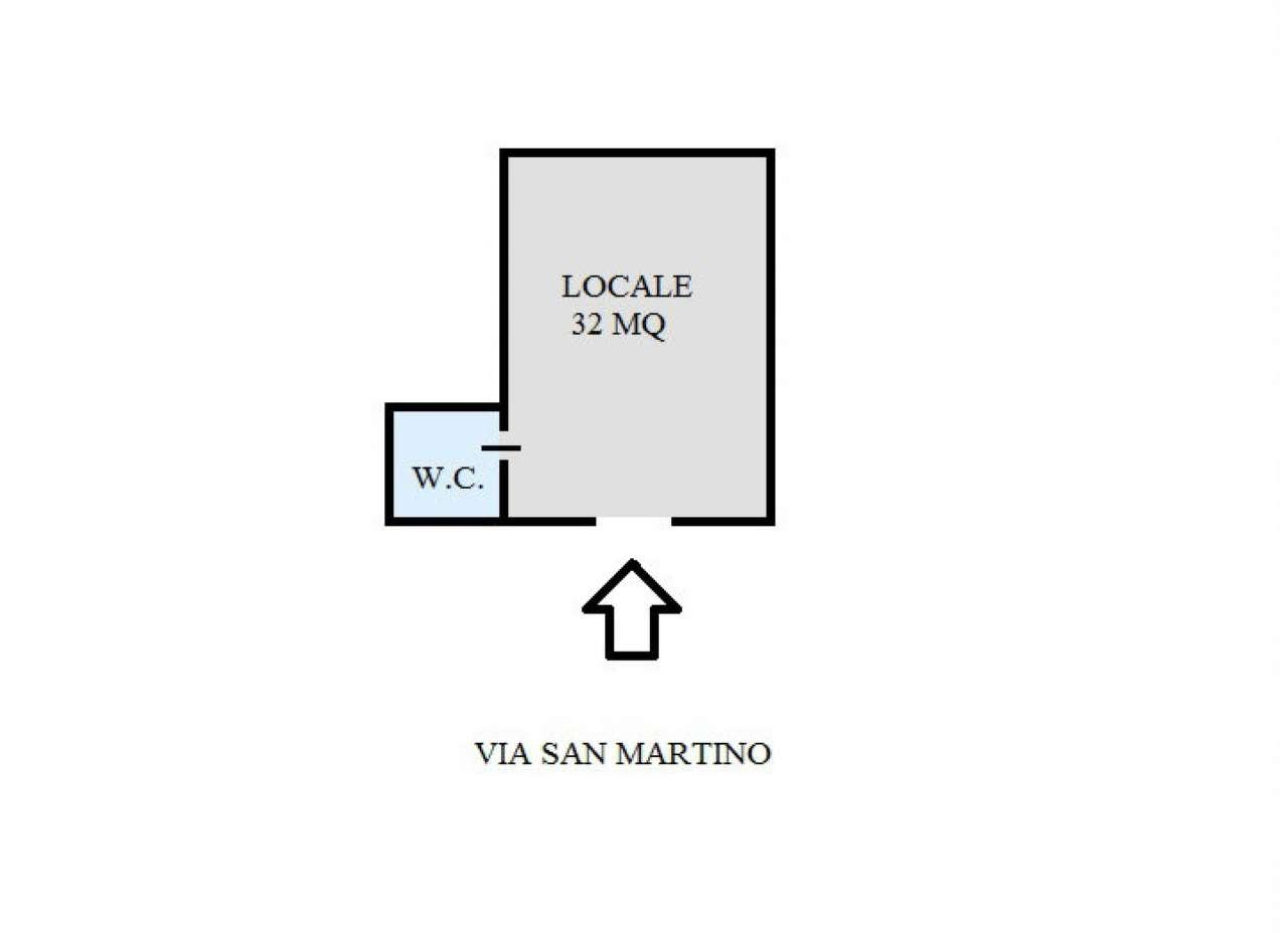 Negozio / Locale in vendita a San Giorgio a Cremano, 1 locali, prezzo € 45.000 | CambioCasa.it