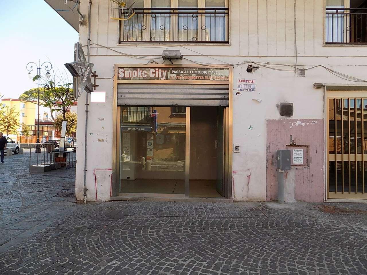 Negozio / Locale in affitto a Portici, 1 locali, prezzo € 350   CambioCasa.it