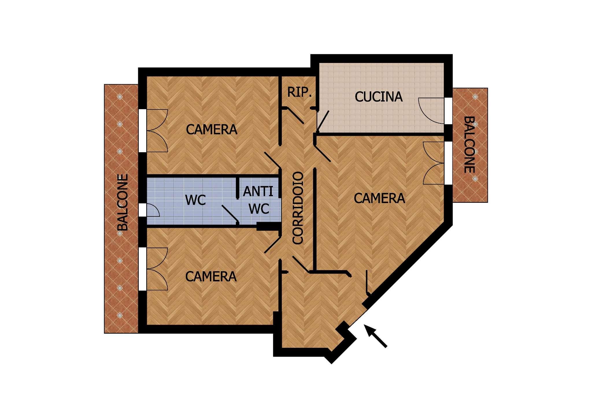 Appartamento, Botteghelle, 0, Vendita - San Giorgio A Cremano