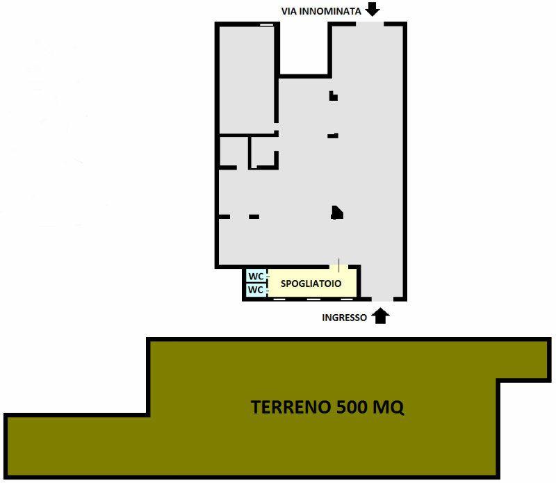 Box / Garage in vendita a Napoli, 1 locali, zona Zona: 6 . Ponticelli, Barra, San Giovanni a Teduccio, prezzo € 150.000 | Cambio Casa.it