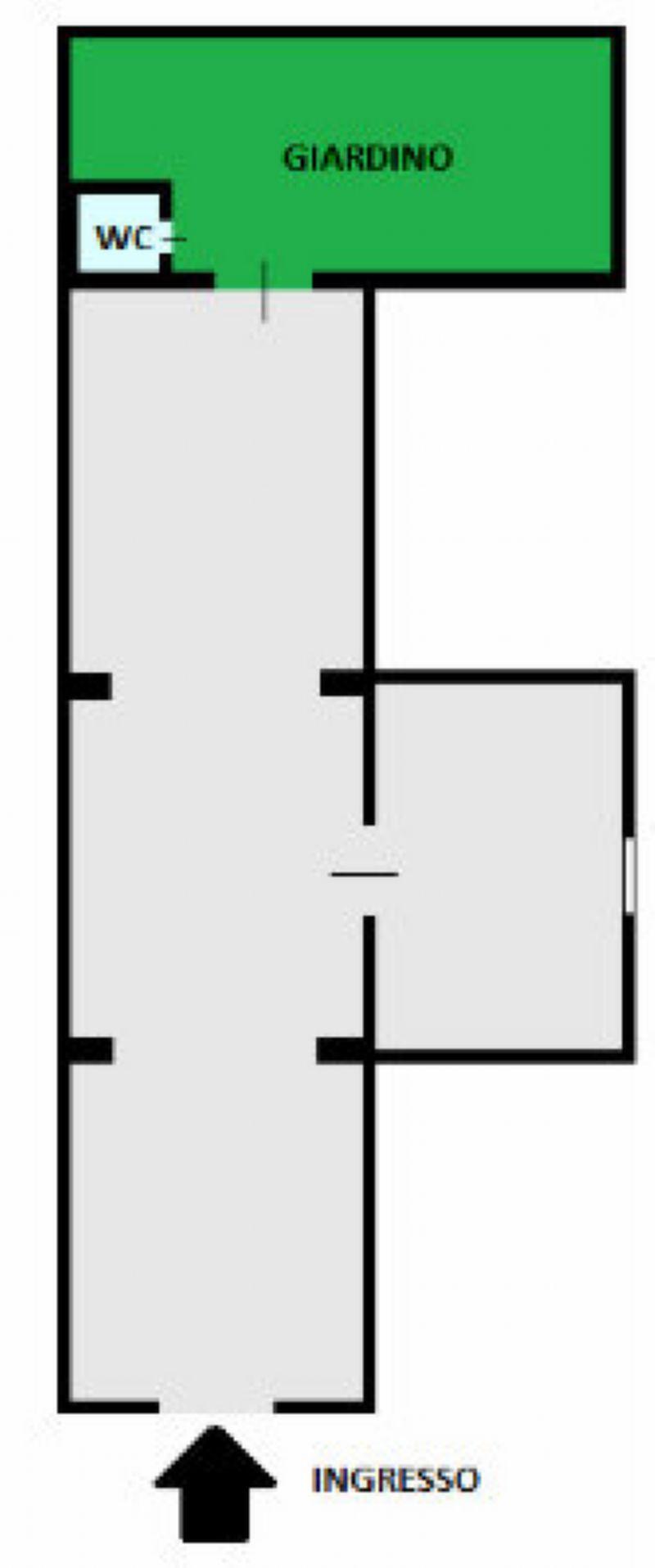 Box / Garage in affitto a Napoli, 1 locali, zona Zona: 6 . Ponticelli, Barra, San Giovanni a Teduccio, prezzo € 300 | CambioCasa.it