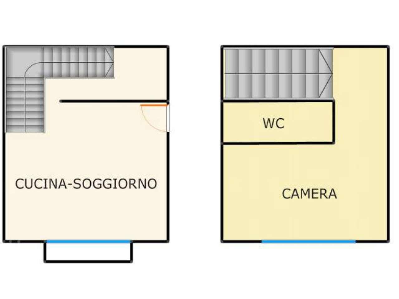 Affitto  bilocale Monteviale Via Costigiola 1 1023801