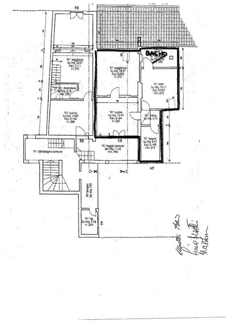 Vendita  bilocale San Giovanni in Persiceto Via Marconi 1 215287