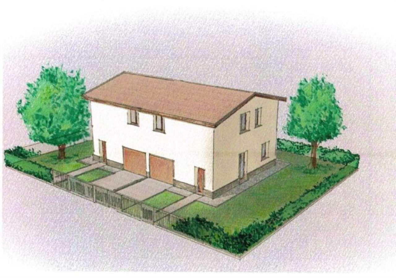 Villa Bifamiliare in vendita a Sant'Agata Bolognese, 6 locali, prezzo € 275.000 | Cambio Casa.it