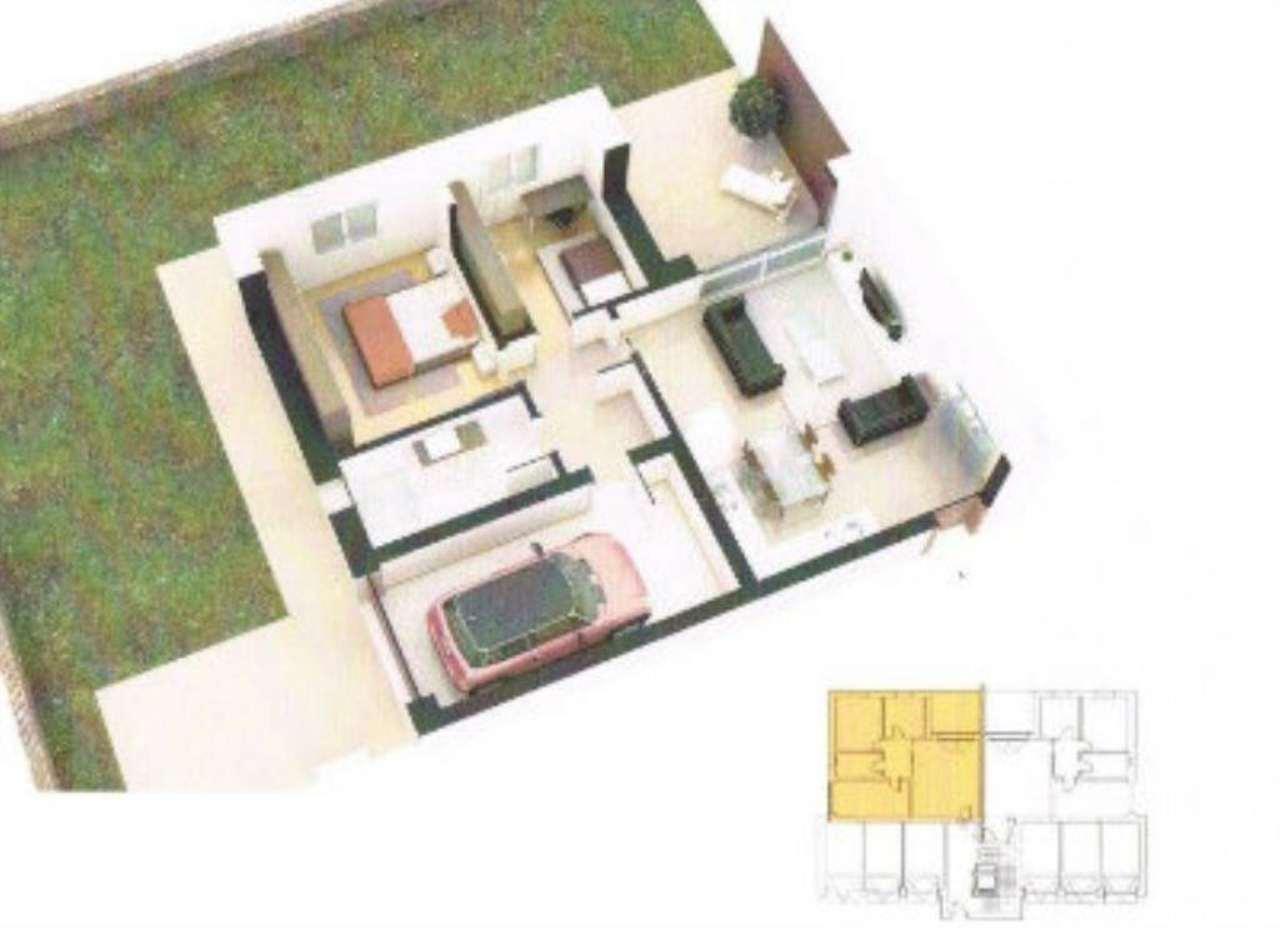 Appartamento in vendita a Sant'Agata Bolognese, 3 locali, prezzo € 230.000 | Cambio Casa.it