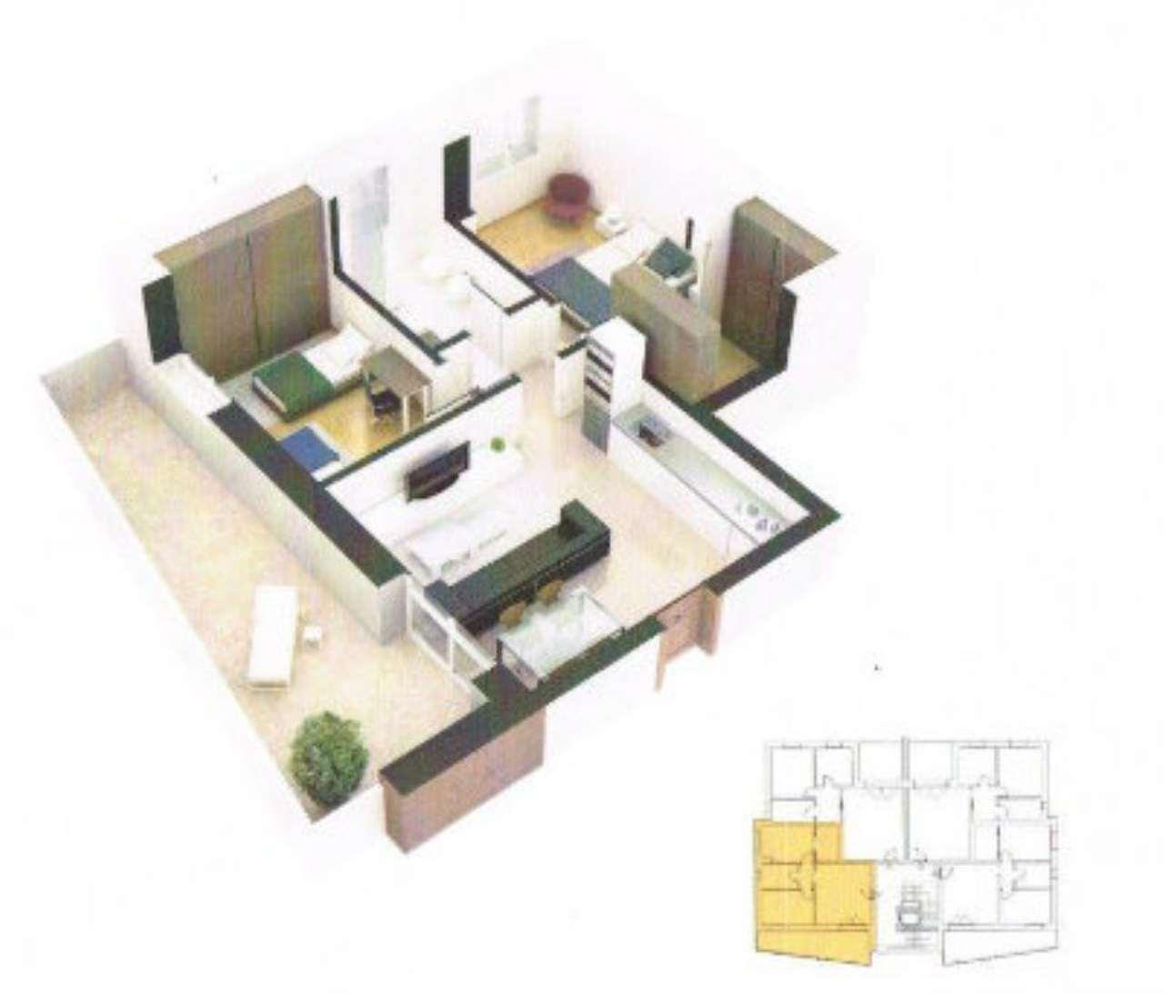 Appartamento in vendita a Sant'Agata Bolognese, 3 locali, prezzo € 170.000 | Cambio Casa.it