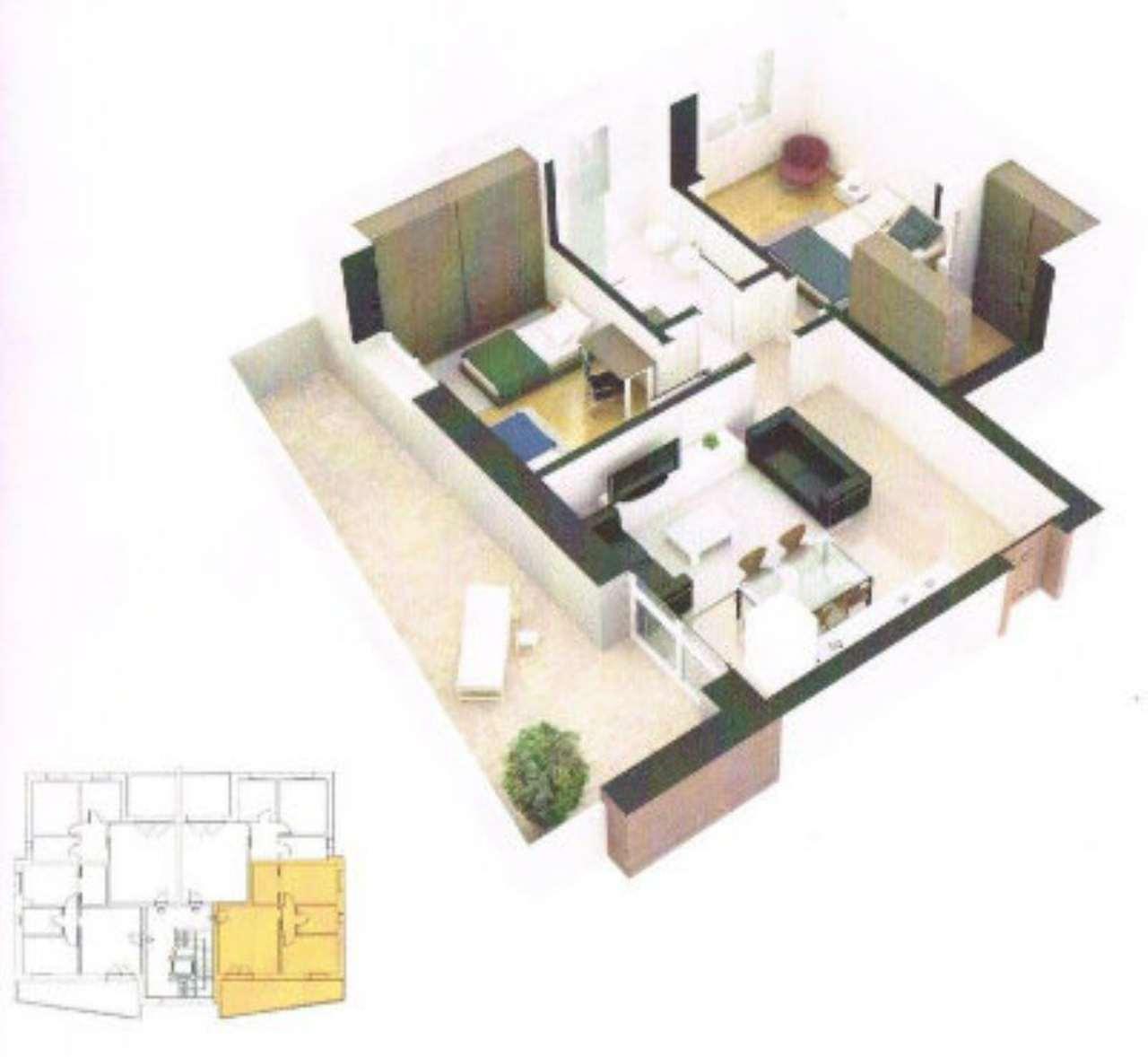 Appartamento in vendita a Sant'Agata Bolognese, 3 locali, prezzo € 175.000 | Cambio Casa.it