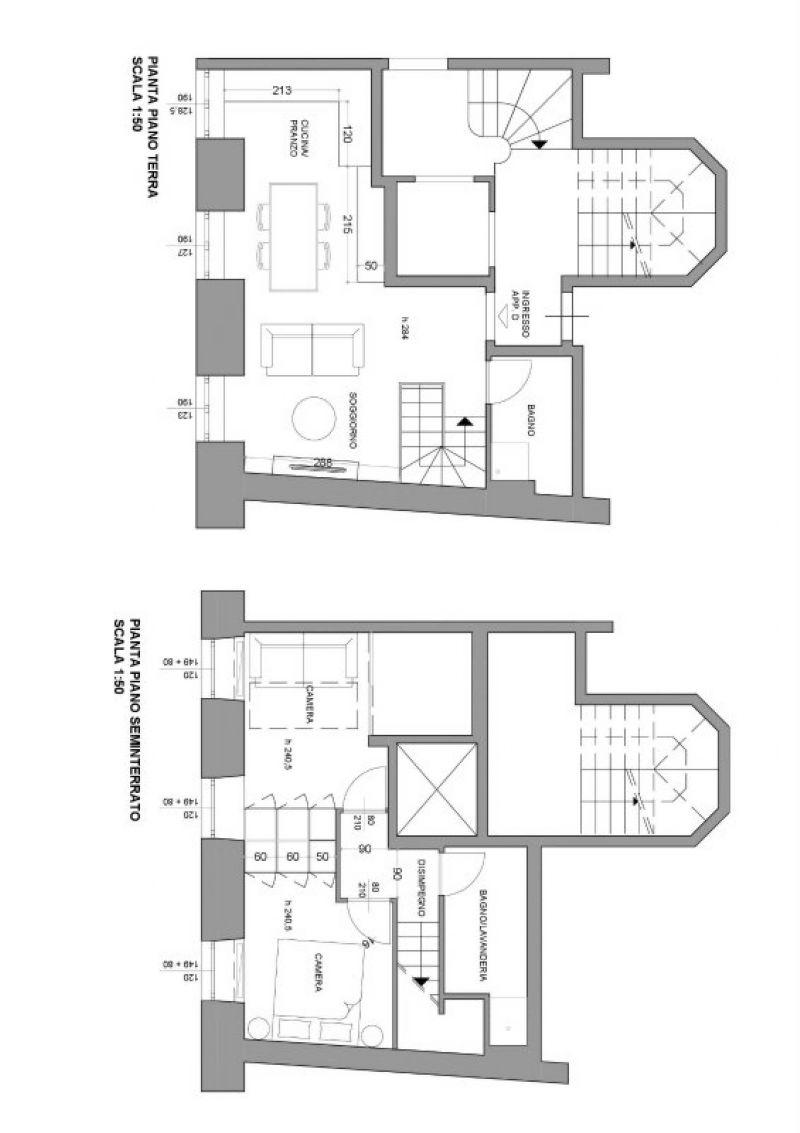 Vendita  bilocale Ospedaletti Via Xx Settembre 1 653443