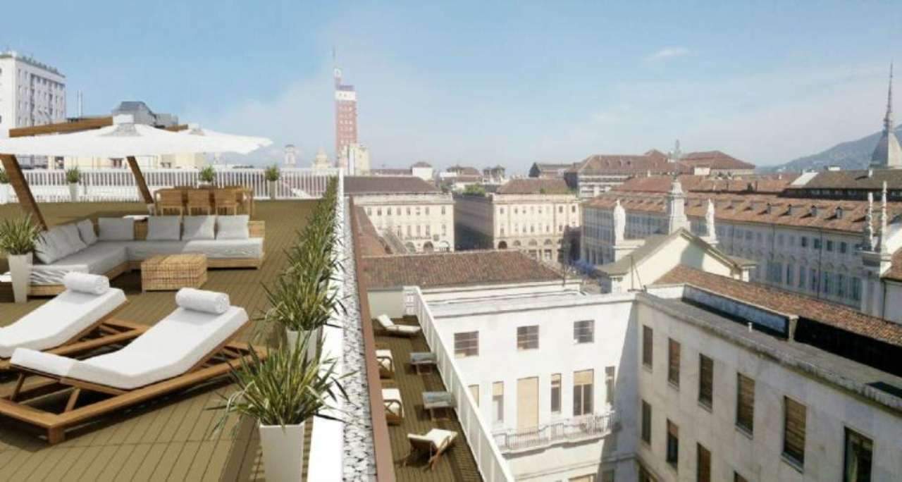 Bilocale Torino Via Roma 4