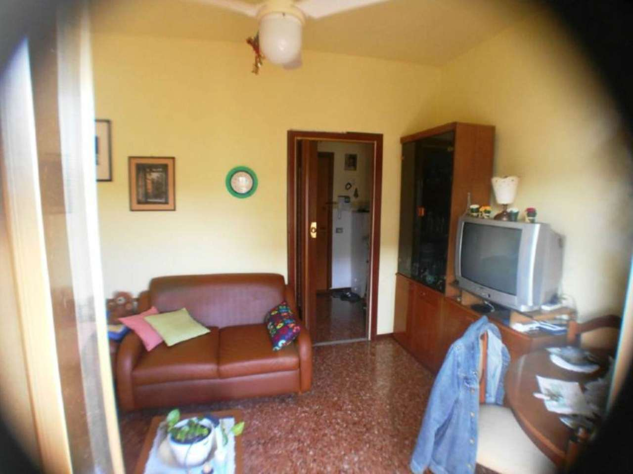 Bilocale Milano Via Inganni 2