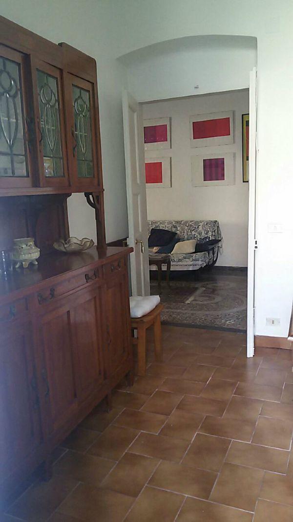 Bilocale Bogliasco Via Mazzini 12