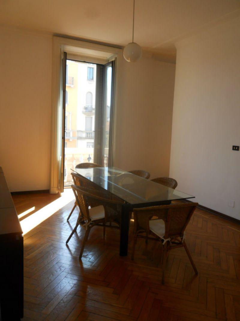 Bilocale Milano Via Spartaco 5