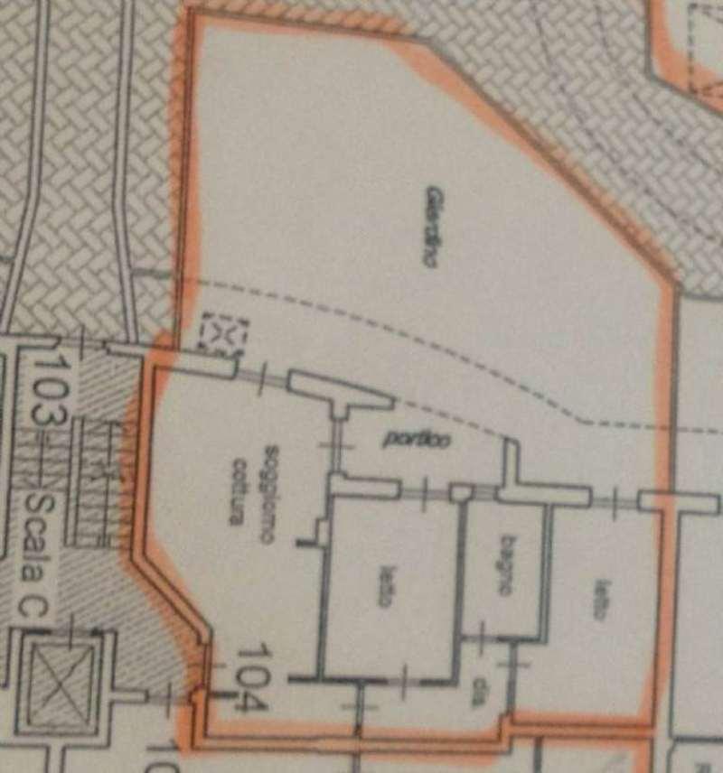 Appartamento in vendita a Venegono Superiore, 3 locali, prezzo € 107.000 | Cambio Casa.it